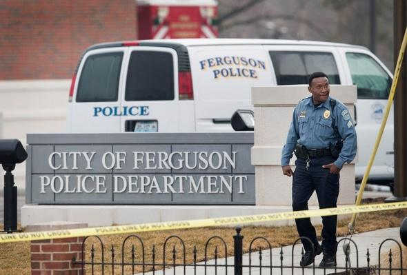 Police Officers Shot in Ferguson as Community Tries to Heal - Video