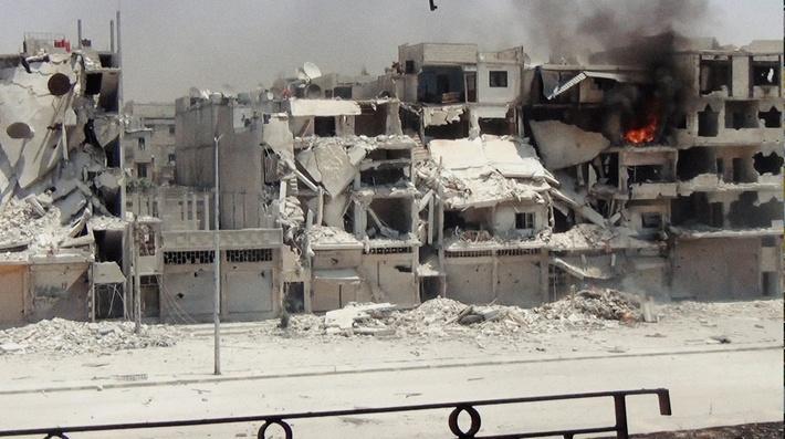 Return to Homs Lesson Plan Clip 1b