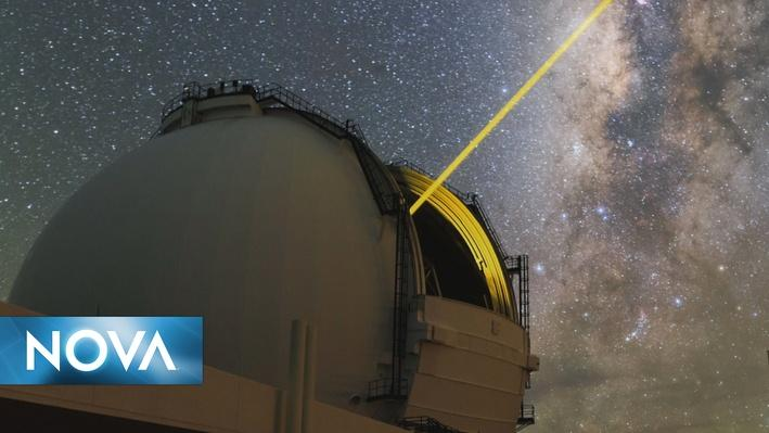 Adaptive Optics: Searching for the Milky Way's Center