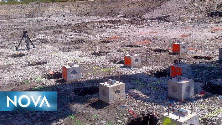 NOVA Next | Cloaking Buildings from Earthquakes & Tsunamis