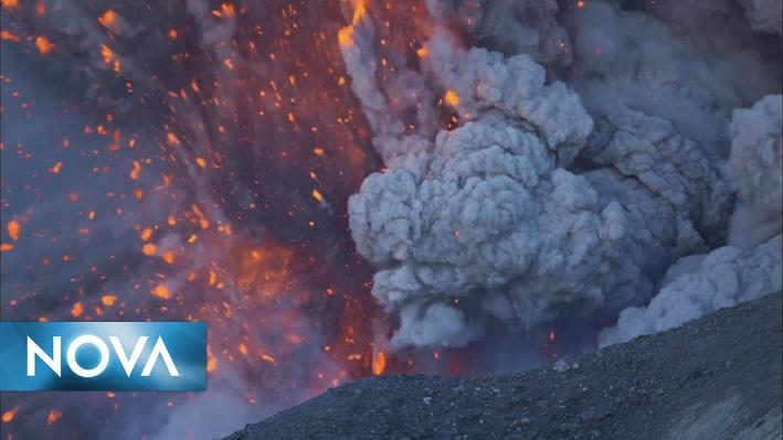 Killer Volcanoes | Ash Distribution in Earth's Atmosphere