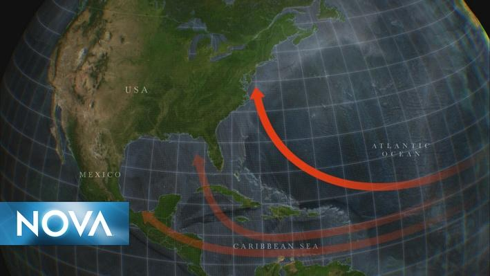 Killer Hurricanes | Hurricane Paths Over Time