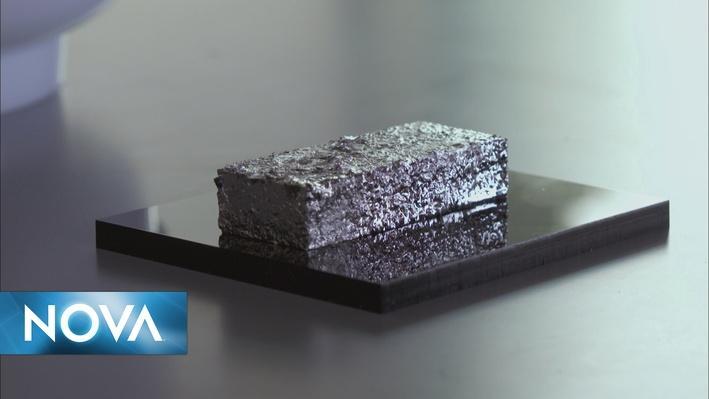Treasures of the Earth | What Is Metal Foam?