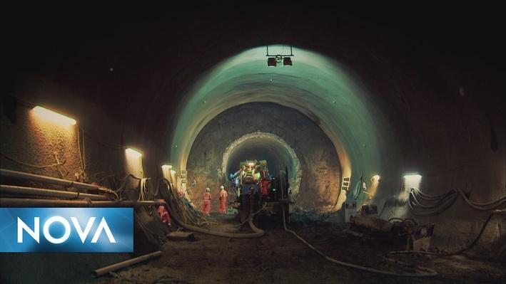 Tunneling Under London