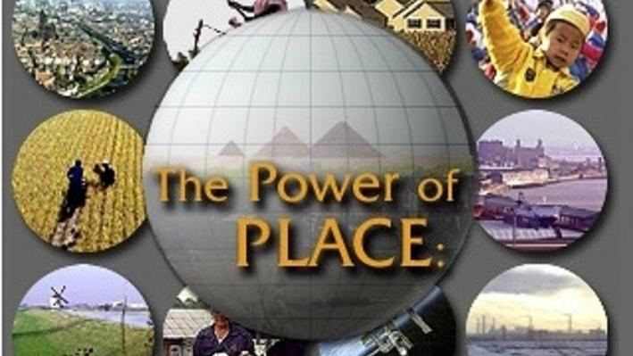 Maps   The Power of Place: East Looks West