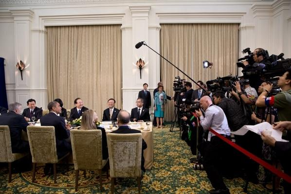 President Obama: Diplomatic Relations with China