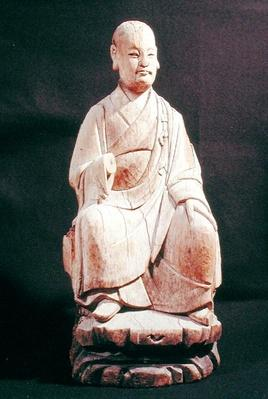 Priest of the Sung Dynasty (wood)