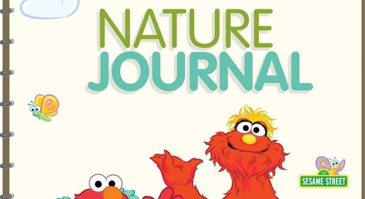 National Parks Printable Nature Journal | Sesame Street