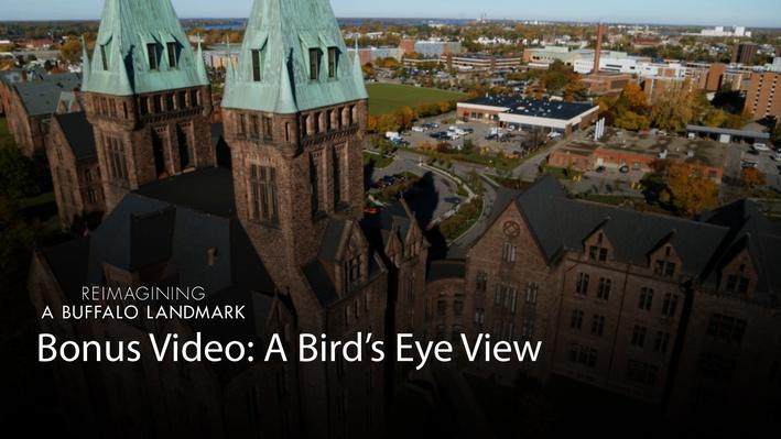 A Bird's Eye View | Reimagining a Buffalo Landmark