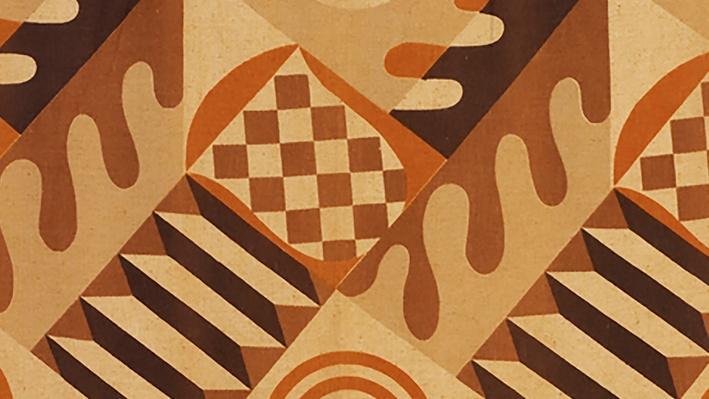 Oak Leaf (textile)