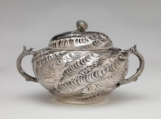 Tureen / RISD STEAM