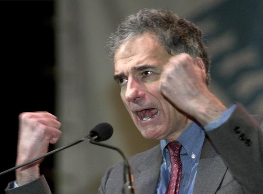 Ralph Nader | 16 for '16 - The Contenders