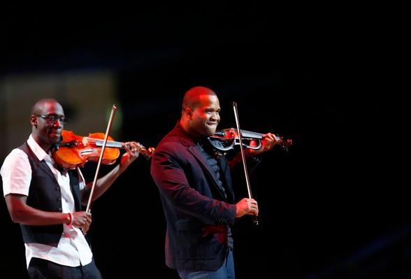 Black Violin Breaks Down Music Stereotypes - Video
