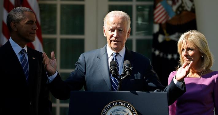 Vice President Biden Decides Not to Run for President in 2016 – Video