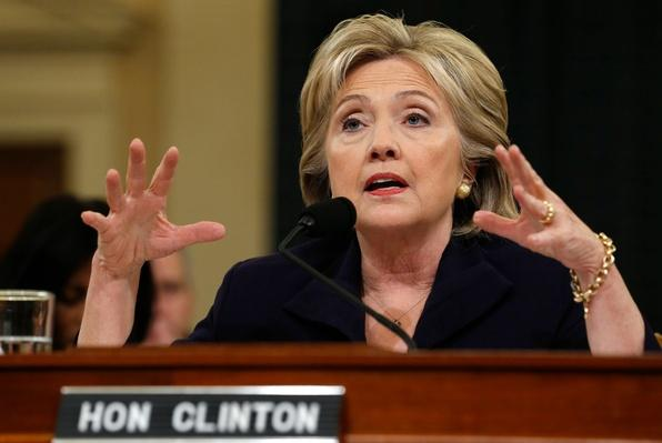 Hillary Clinton Defends Response to 2012 Benghazi Attack – Video