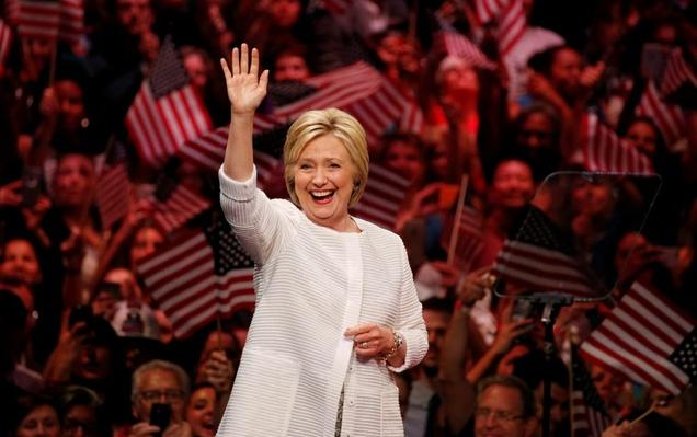 Clinton Wins Historic Party Nomination – Video