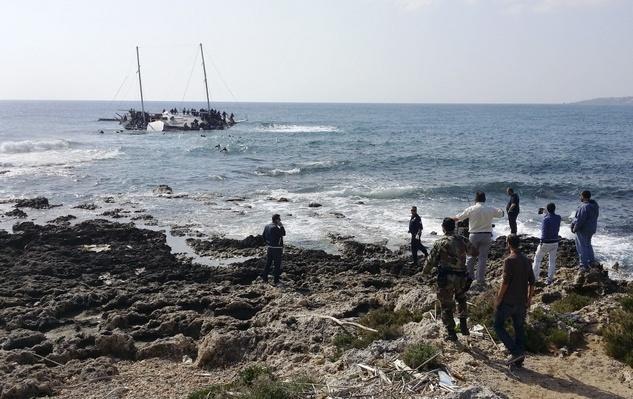 Flood of War Refugees Tests Greek Hospitality – Video