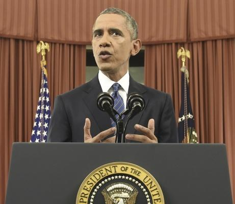 Obama Urges Nation Not to Give in to Fear | PBS NewsHour