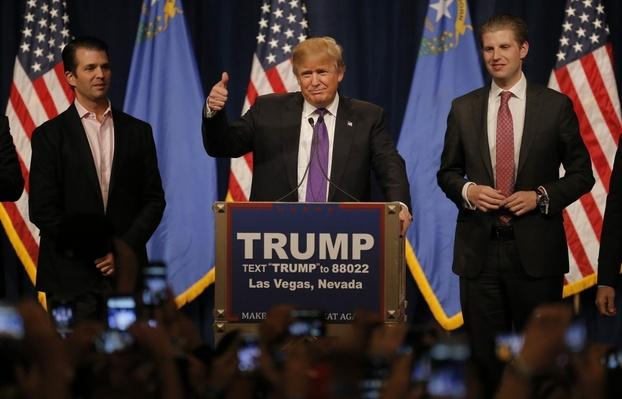 Trump Wins Republican Nevada Caucuses – Video