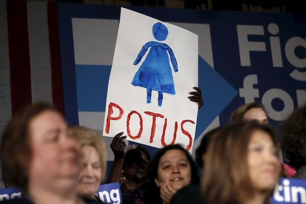 Likely Presidential Nominees Pursue Women Voters | PBS NewsHour