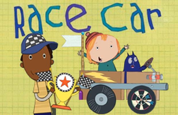 Race Car | Peg + Cat