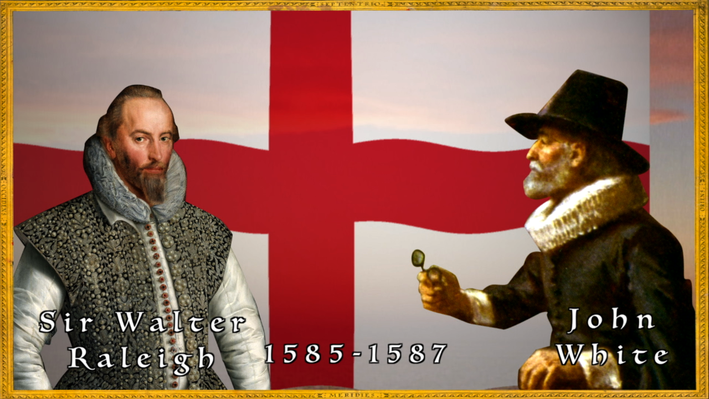 Sir Walter Raleigh and John White | PBS World Explorers