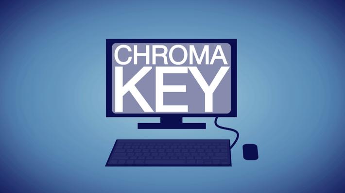 Teachable Moment: Chroma Key