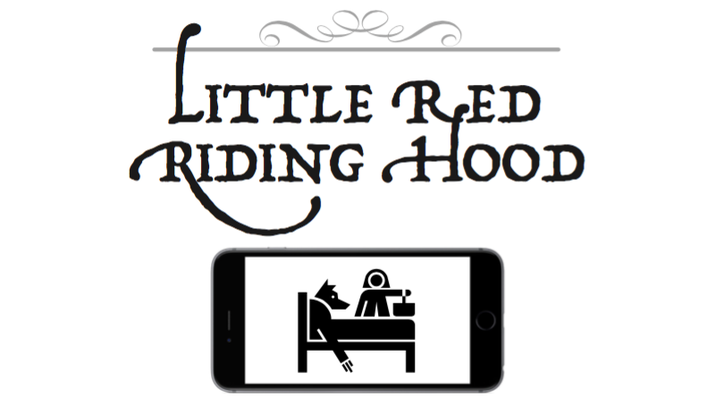 Red Riding Hood Storybook