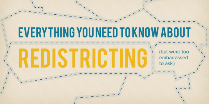 The Lowdown | Redistricting: How the Maps of Power Are Drawn Lesson Plan