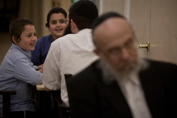 Young Students at Yagdil Torah Center | Global Oneness Project