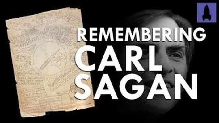 Remembering Carl Sagan | It's Okay to Be Smart