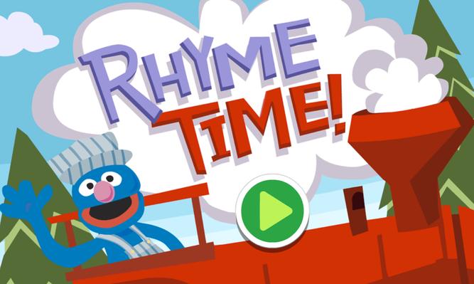 Rhyme Time | Sesame Street