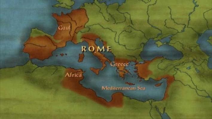 Empires: The Roman Empire in the First Century, Part 1 | Adopted by Julius Caesar