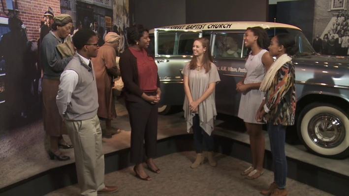Clip 1 - Rosa Parks Museum Tour
