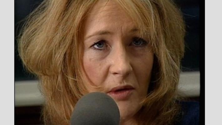 J.K. Rowling   In Search of the Novel: Biography