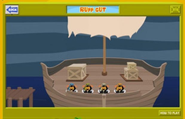 Ruff Cut: Blackmuzzle's Game | FETCH! with Ruff Ruffman