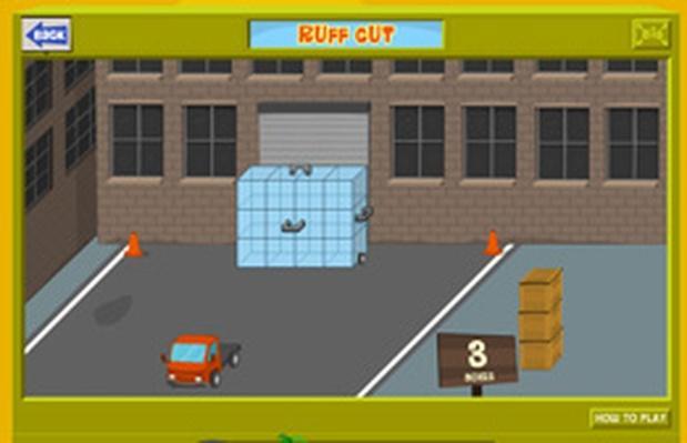 Ruff Cut: Bluff's Game - FETCH! with Ruff Ruffman | PBS KIDS Lab