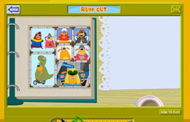 Ruff Cut: Grandma's Game | FETCH! with Ruff Ruffman
