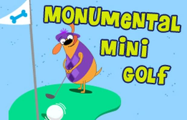 Ruff Ruffman's Monumental Mini Golf | FETCH! with Ruff Ruffman