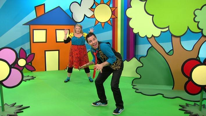 La danse des grenouilles | La danse des animaux