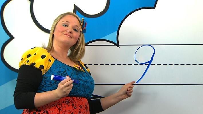 L'écriture du nombre 9 | L'écriture des nombres