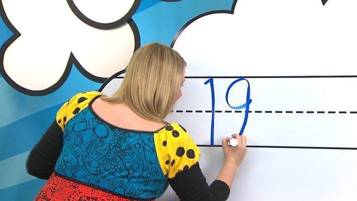 L'écriture du nombre 19 | L'écriture des nombres