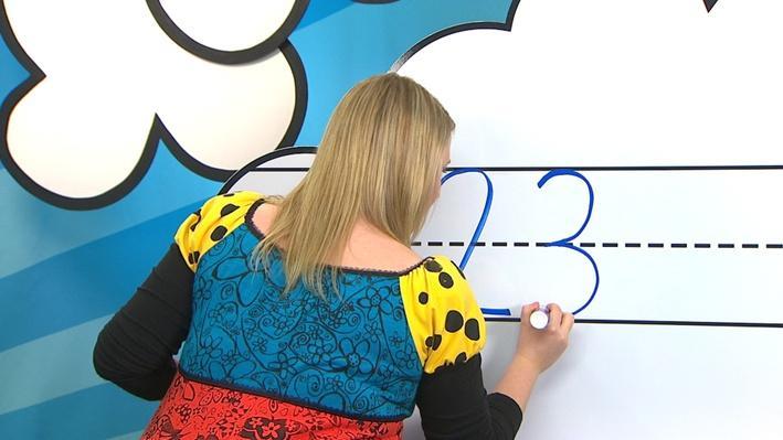 L'écriture du nombre 23 | L'écriture des nombres