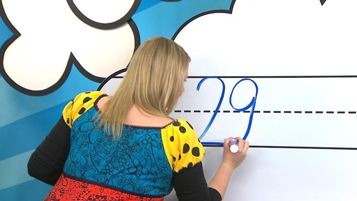 L'écriture du nombre 29 | L'écriture des nombres