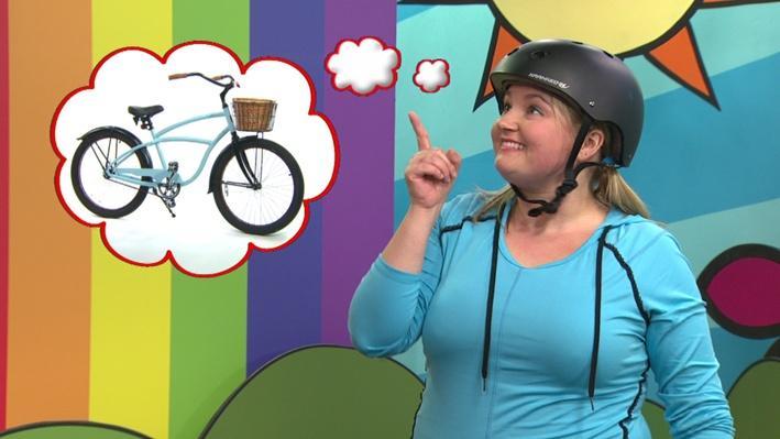 Il manque la bicyclette | Qu'est-ce qui manque?