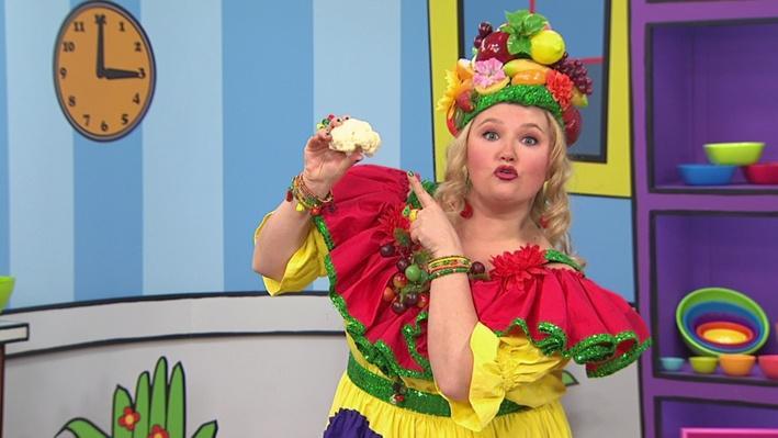 Chou-fleur | Madame Fruitée danse