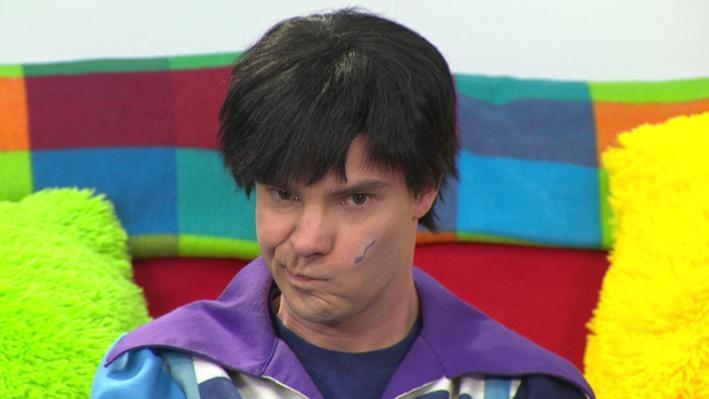 Arnaud est fâché | Comment se sentent les amis de Mini TFO