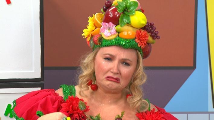 Madame Fruitée est triste | Comment se sentent les amis de Mini TFO