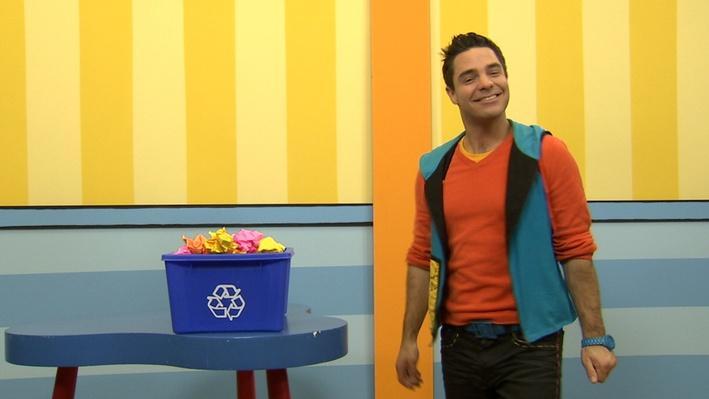 Le bac à recyclage | Le ou La ? avec Louis