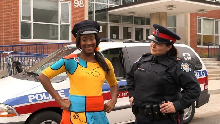 Policier |  Les métiers